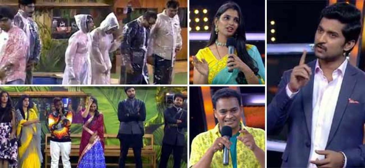 Bigg Boss Telugu Season 2: Episode 50 Highlights