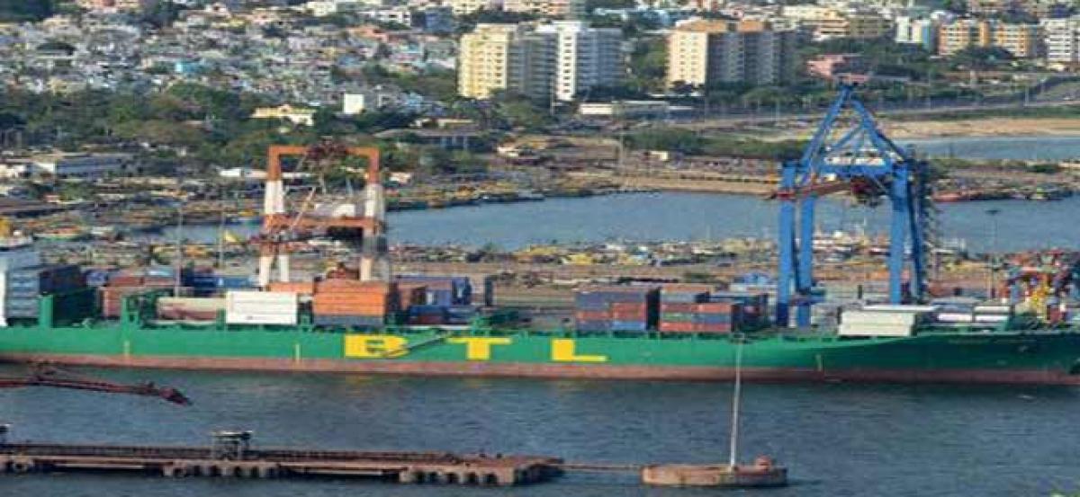 Essar Vizag Terminal to shutdown to commission 8 KTPH ship loader
