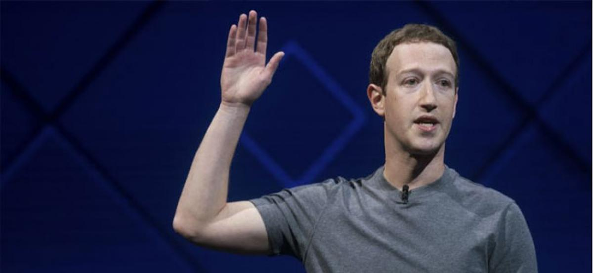 Data of up to 87 million users harvested: Facebook