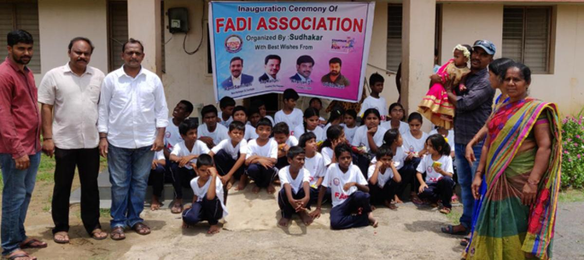 FADI Association founded