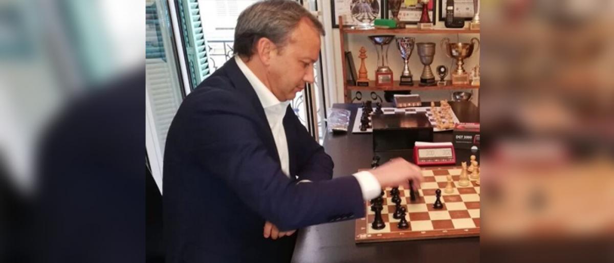 A Russian boss for Fide