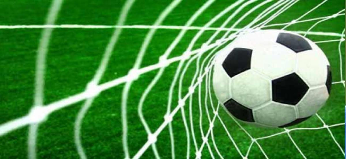 Indian women's football team in 2nd round of Qualifiers