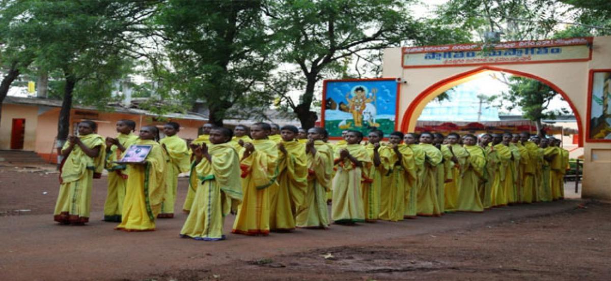 Free courses at Vaidik pathashala