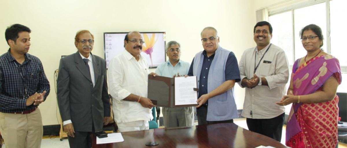 FSME India in pact with ni-msme