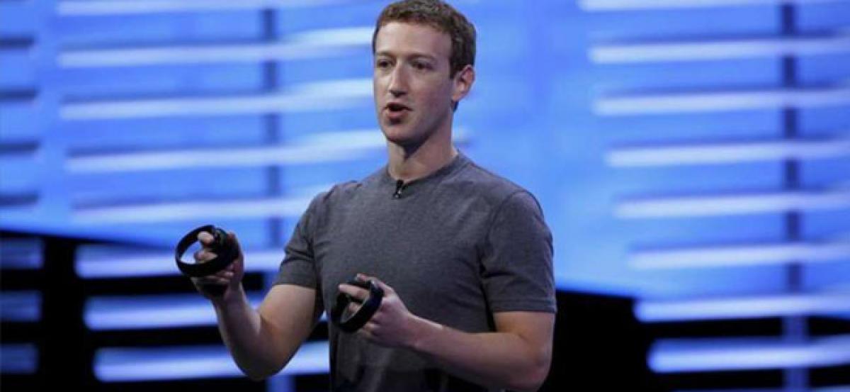 British regulator to fine Facebook over data protection breaches