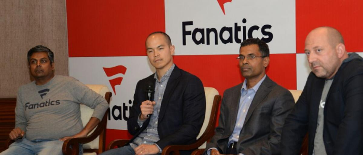 Fanatics opens tech centre in Hyderabad
