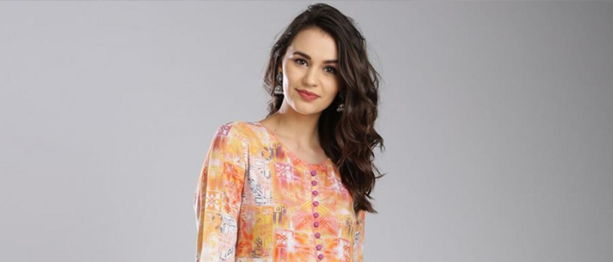Give your wardrobe an ethnic twist