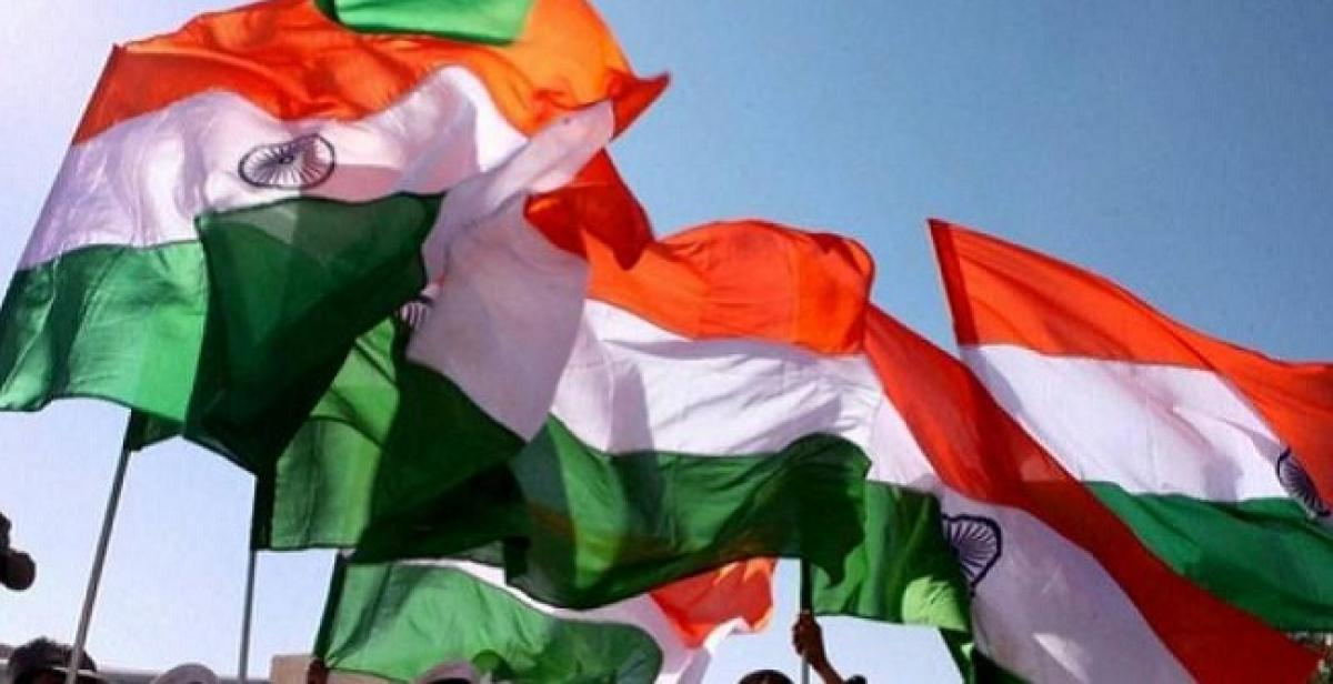 J&K: Police files FIR after Indian flag displayed upside down in BJP rally