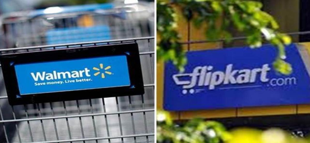 Flipkart deal in line with govt's FDI policy: Walmart