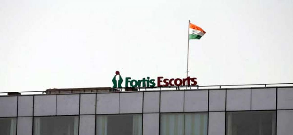 Fortis in five-way battle for control as KKR-backed firm makes offer