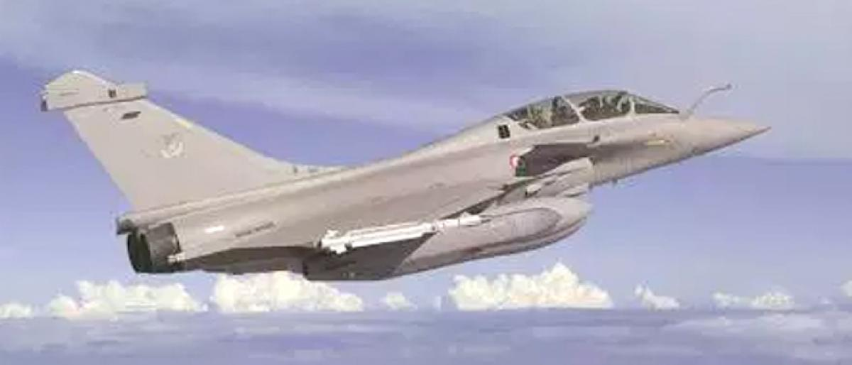 Rafale row can affect ties: France