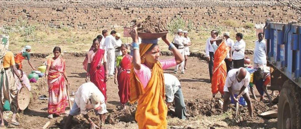 Gadwal district gets Rs 50 cr for MGNREG works