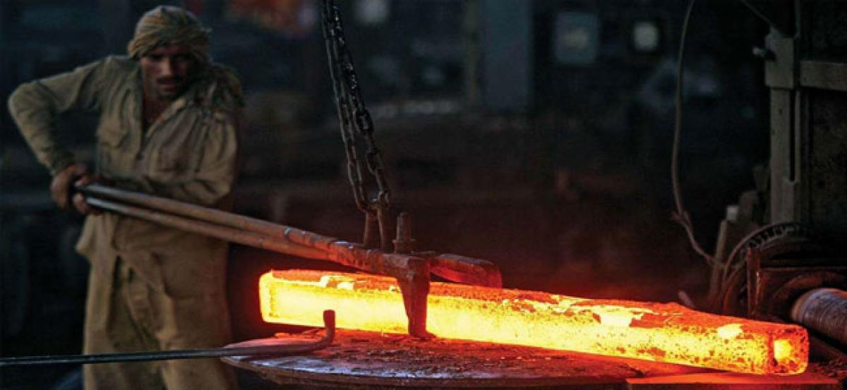 GDP may moderate to 7.2% in 2nd half of 2018: Report