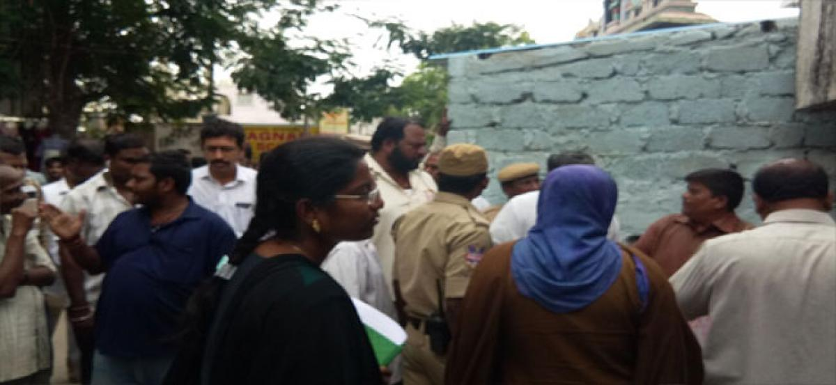 GHMC stays demolition after resident shows legal documents
