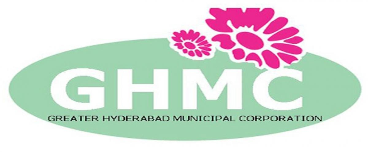 GHMC announces cash reward for early tax payers