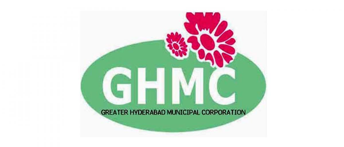 GHMC demolishes structures on invaded land fetching upto 160 crores.