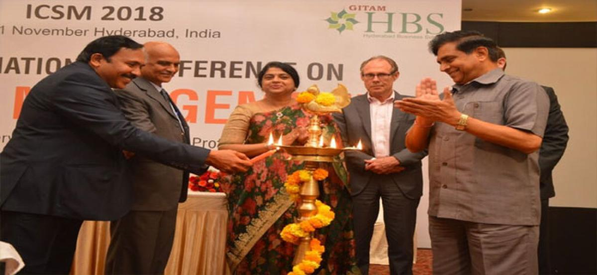 Two-day meet on Stress Management concludes