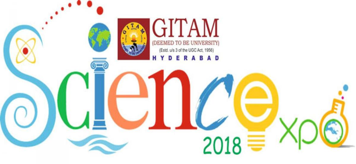 GITAM to organise two-day science expo