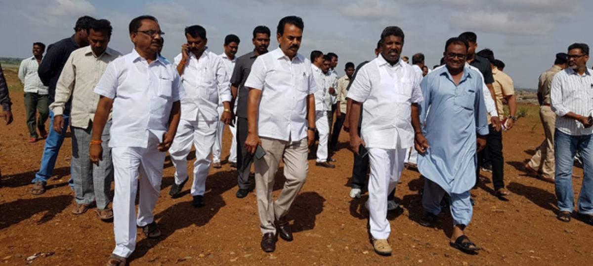 TS Govt sanctions Gattu lift irrigation project