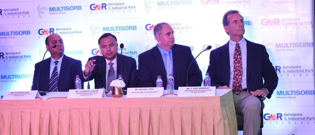 Multisorb sets up mfg facility in Hyderabad