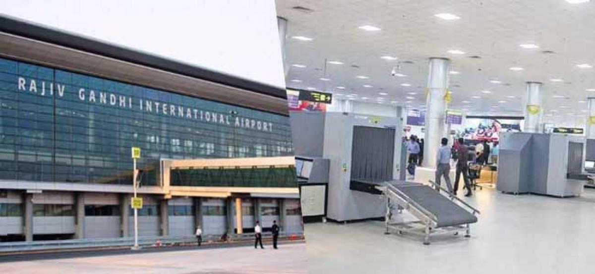 Hyderabad: RGIA gets new interim terminal for international departures