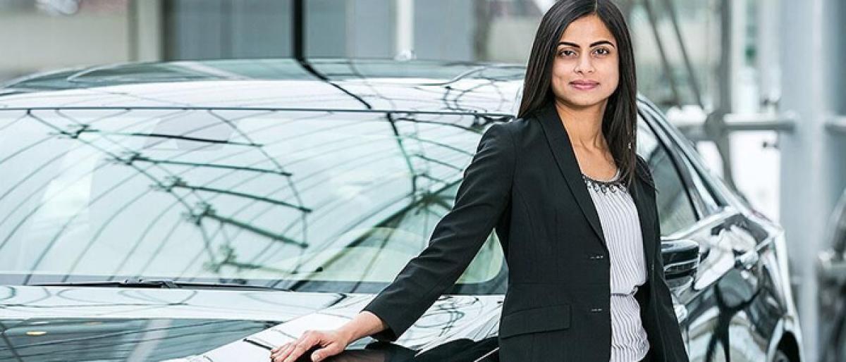 Chennai-born Suryadevara first woman CFO of General Motors