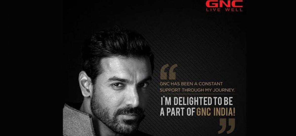 Guardian Healthcare, John Abraham join hands to promote GNC India