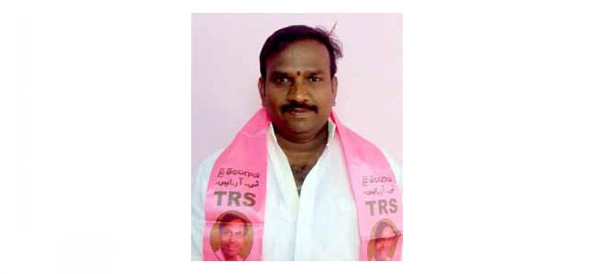 Corporator lauds CM for welfare schemes for poor