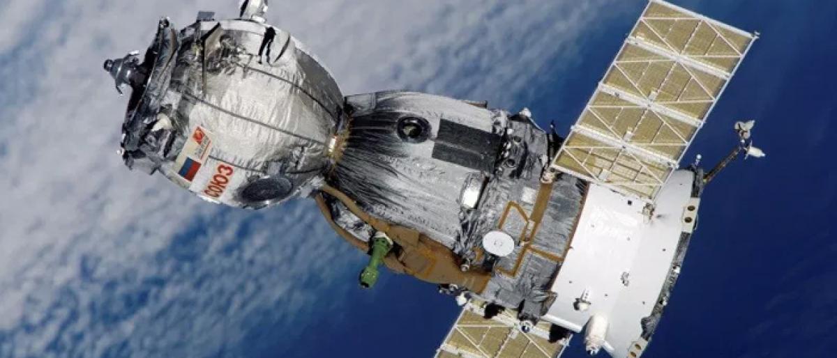 GSAT-29 communication satellite orbit raised