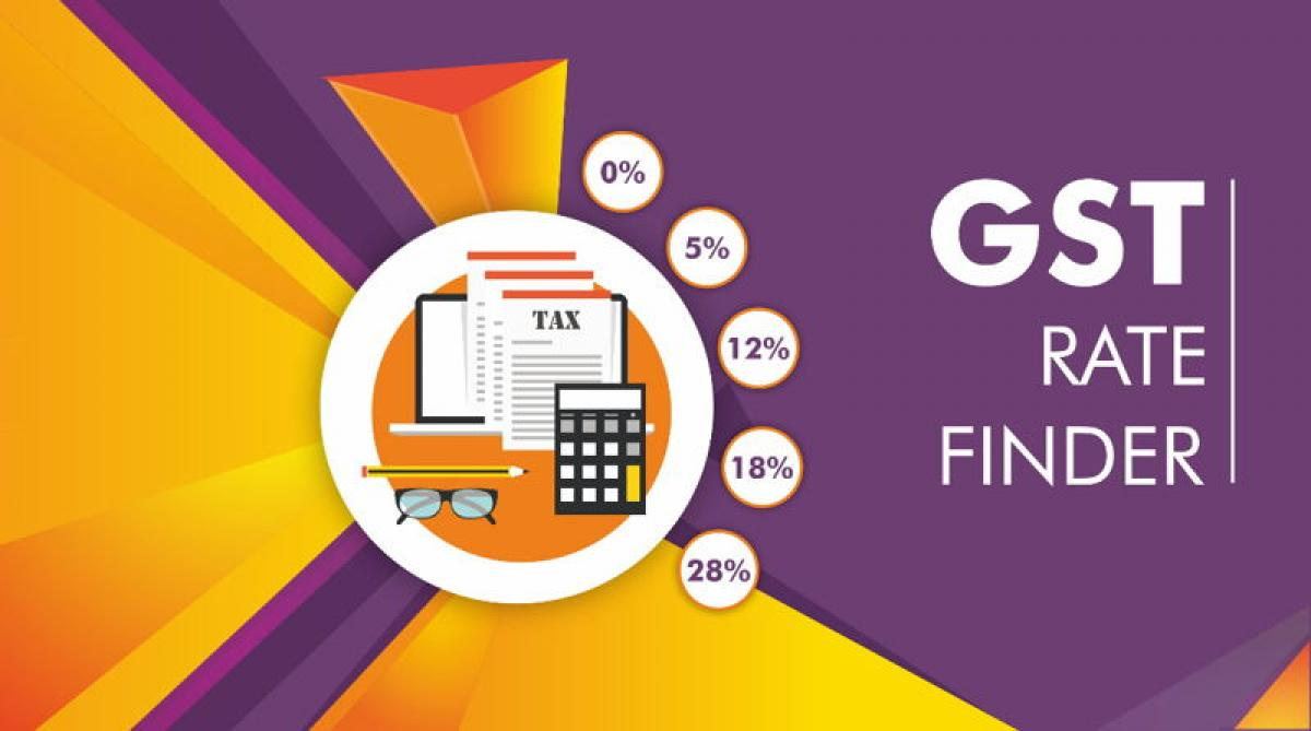 Application of GST Rate finder app in GST
