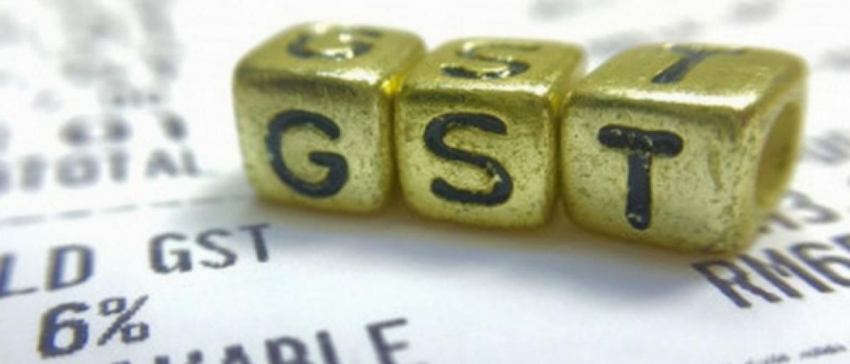 Hype around GST