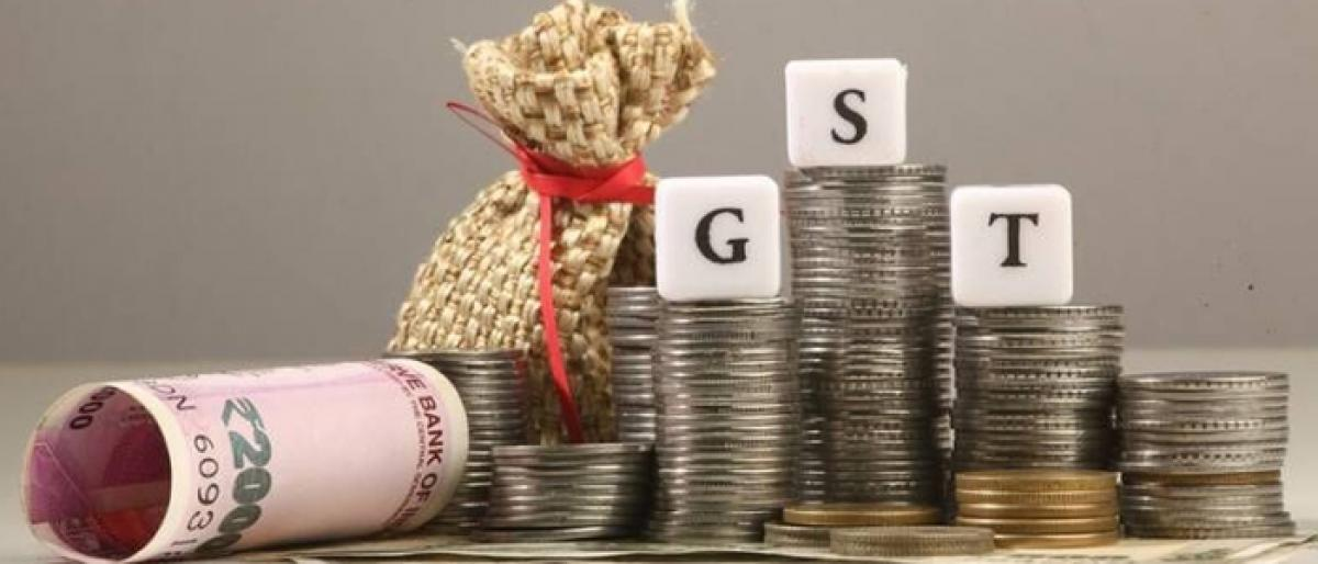 Centre expects Rs 1 lakh cr GST collections in November