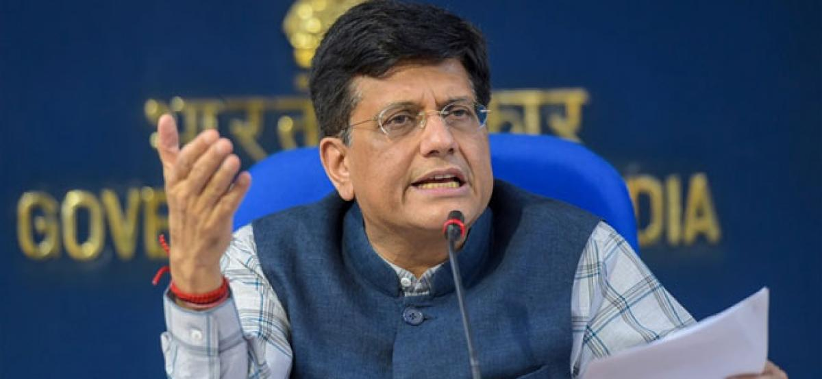 Traders, industrialists need to expose tax evaders, says Piyush Goyal