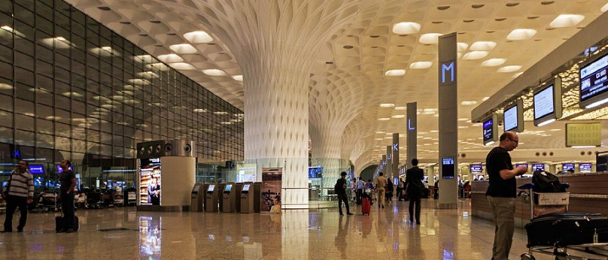 GVK to raise Rs 8k cr via stake sale in airport biz