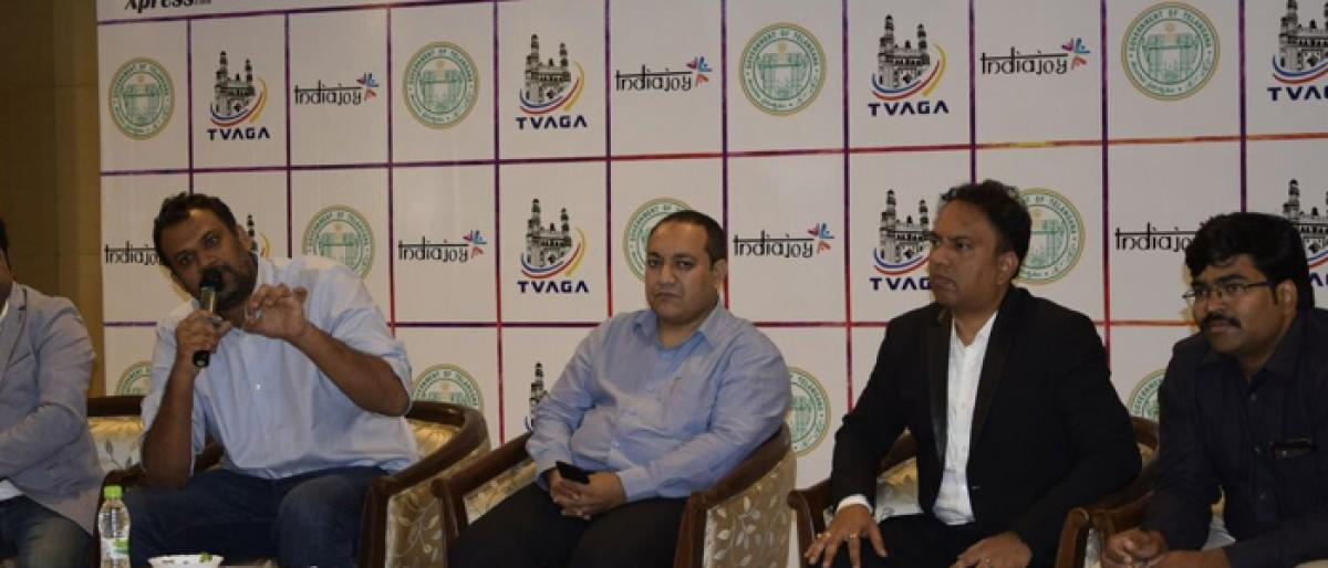 Gaming expo in Hyderabad from Dec 2