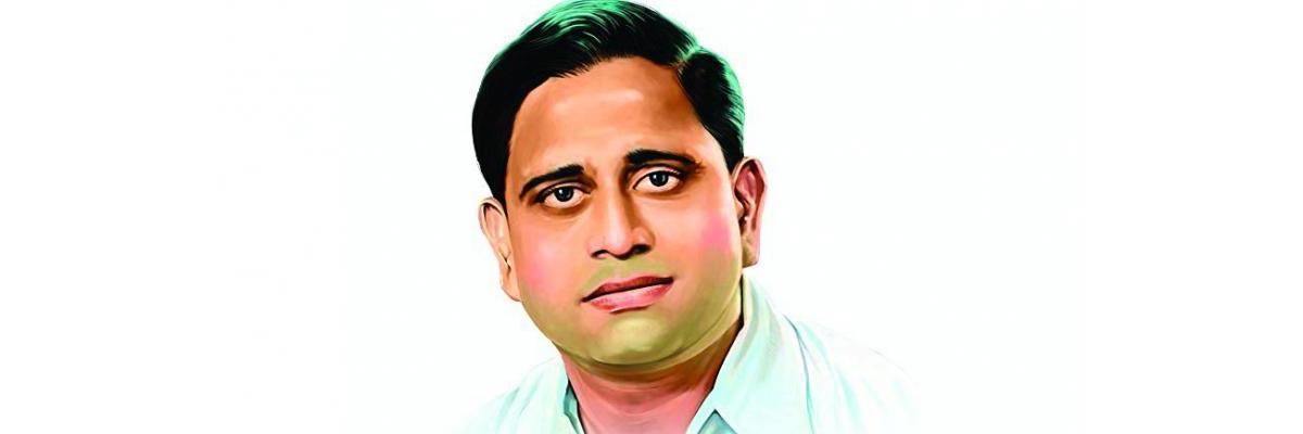 An apt tribute to Ghantasala