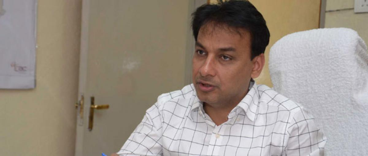 8,200 polling staff deployed in district: Collector Gaurav Uppal