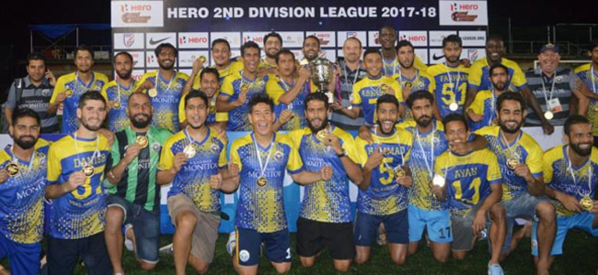 Real Kashmir FC to train in Germanys Dortmund ahead of I League season