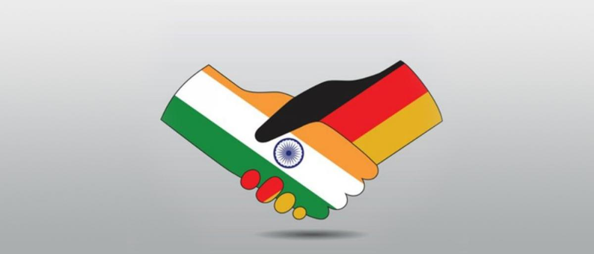 Germany gets revenue of 11 bn euros from 74 Indian companies