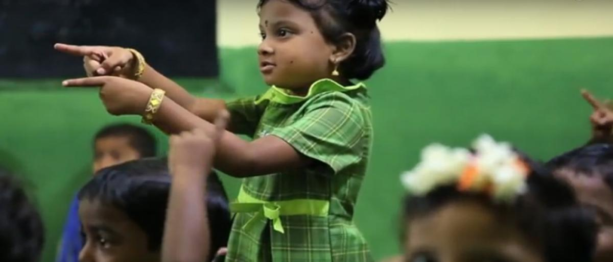 Bridge Launches GirlSuperPower Campaign To Boost Girl Education In AP
