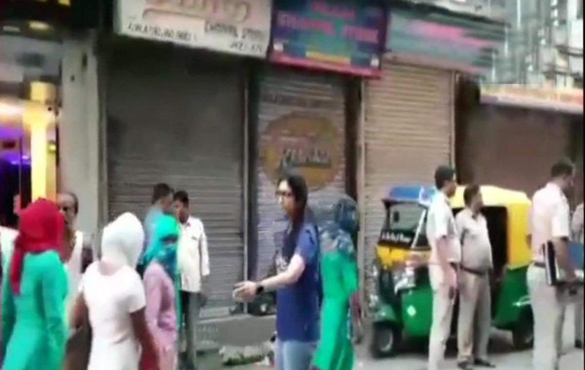 39 women rescued from Delhi hotel