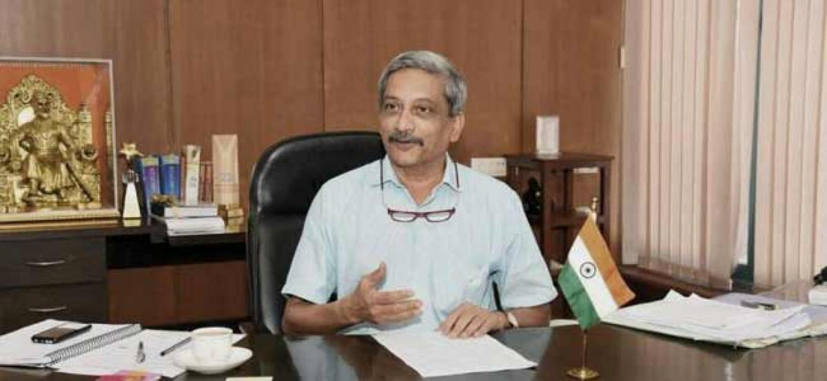 Retaining Parrikar as Goa CM is cruel, inhuman politics of BJP: Sena