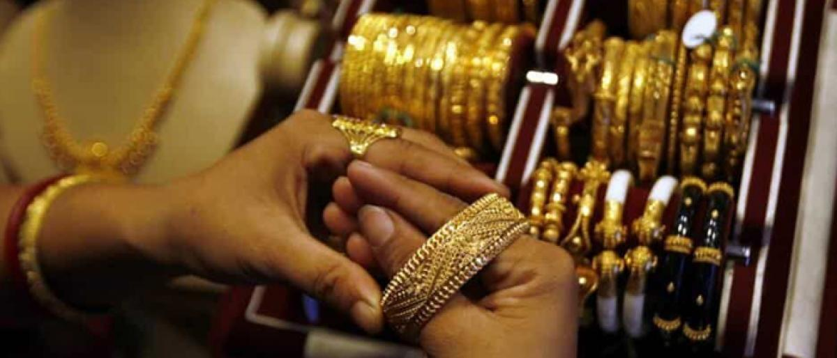 Gold imports up by 4 per cent to USD 17.63 bn in FY19