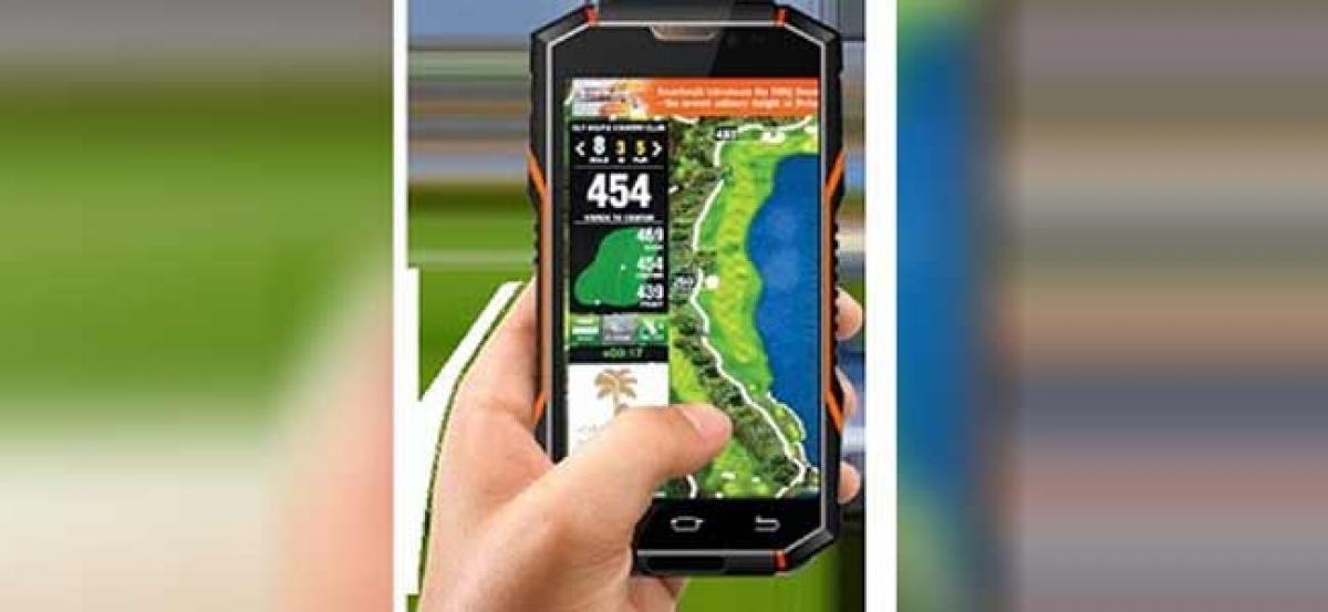 GolfLan introduce world