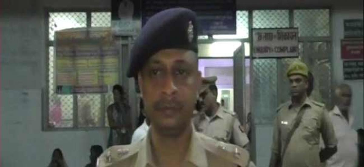 Gorakhpur: 5 injured in firing near Commissioner house