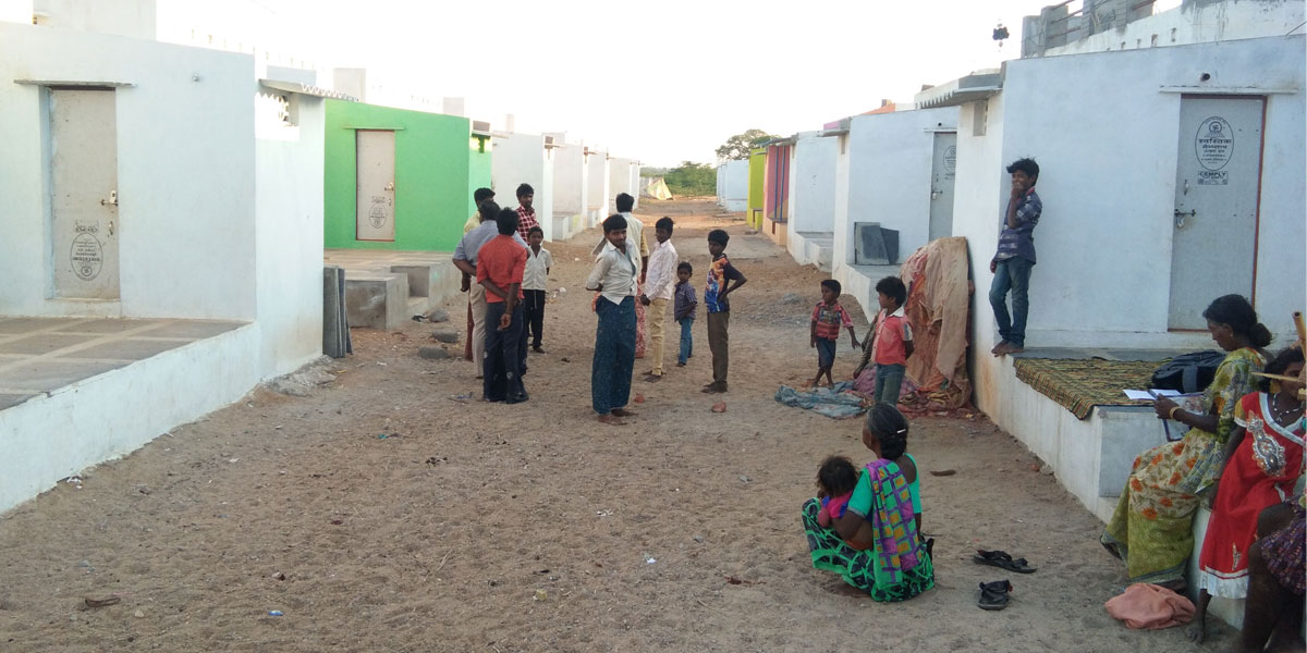 Govt intervention brings sea change in nomadic tribe lives