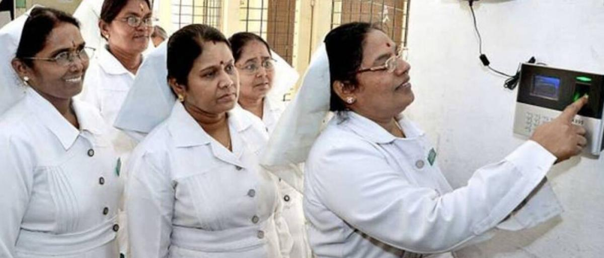 All hospitals in Mahbubnagar to introduce biometric attendance system