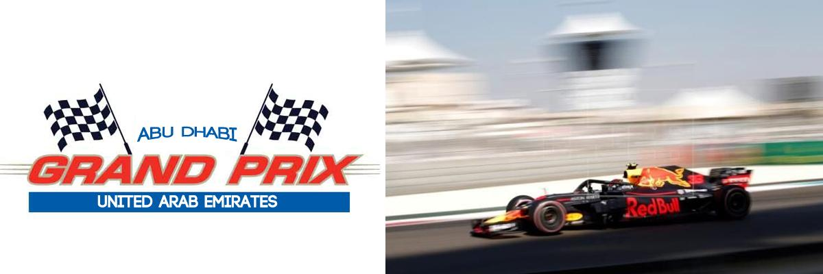 Red Bull leads Abu Dhabis 1st Formula One free practice session