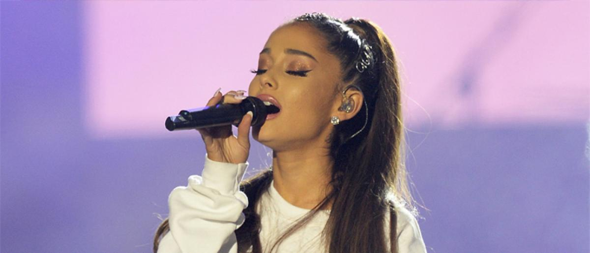 Ariana Grande suffering from PTSD after Manchester attack