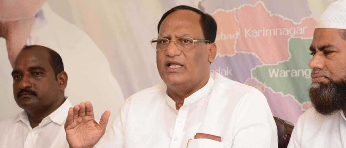 Insurance scheme for farmers to be launched on August 15: Gutha Sukender Reddy